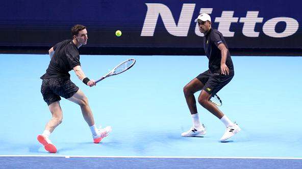 Nitto ATP Finals - Day Seven - The O2 Arena