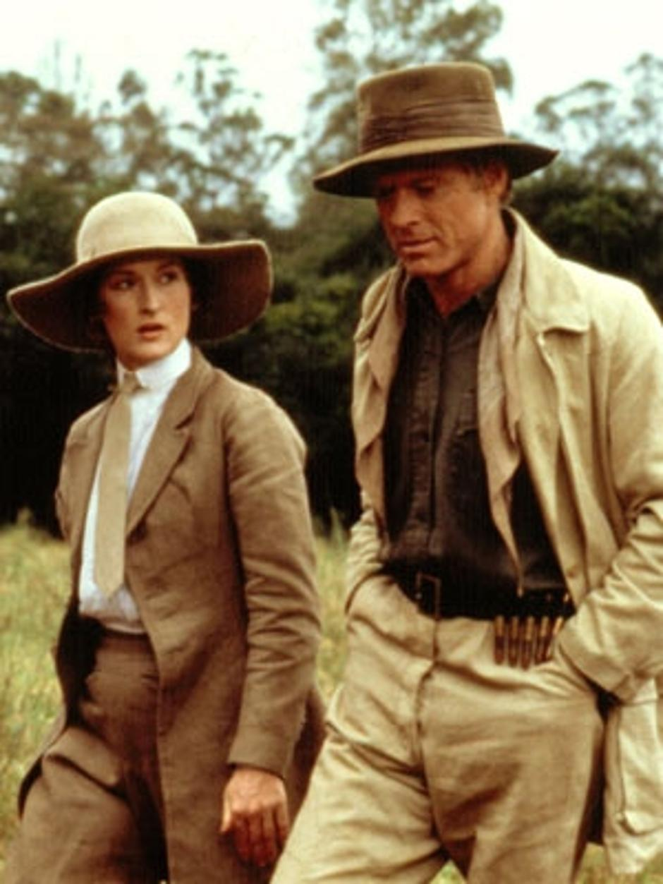 'OUT OF AFRICA, Michael Kitchen,  Meryl Streep, Robert Redford, 1985. (c) MCA/Universal: Courtesy Everett Collection.' | Autor : ''