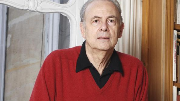 French writer Patrick Modiano is seen in this undated publicity handout picture courtesy of French publishing house Gallimard released to Reuters on October 9, 2014. Modiano has won the 2014 Nobel Prize for Literature for works that made him