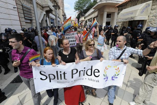 gay pride split