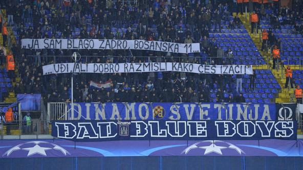Dinamo, BBB. Bad Blue Boysi