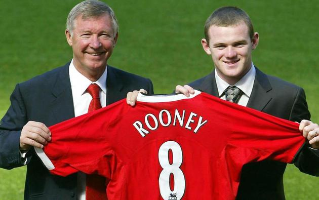 Wayne Rooney File Photo