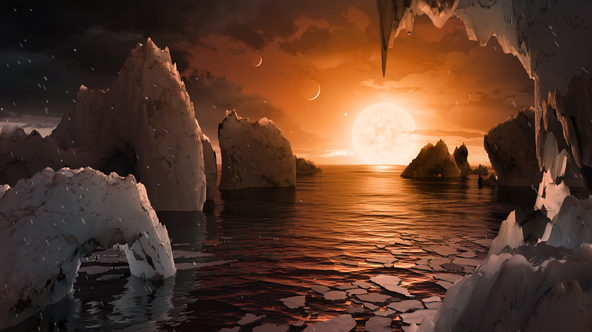 trappist planet