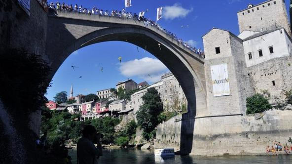 most, mostar