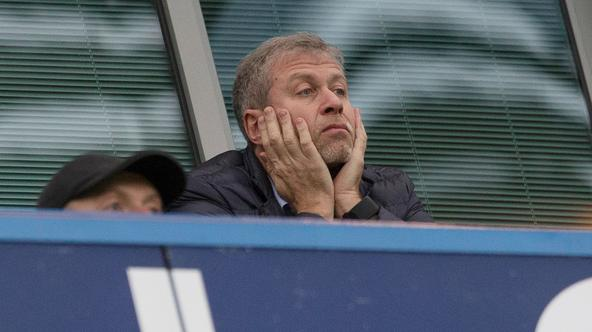 Chelsea v Sunderland 19.12.2015, Roman Abramovich.   Material must be credited