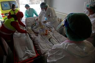 Hospital operations during COVID-19 pandemic in Nachod