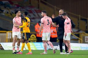 Wolverhampton Wanderers v Sheffield United - Premier League - Molineux